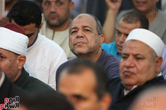 احتفال وزارة الأوقاف بفتح مكة من مسجد السيدة نفيسة (9)