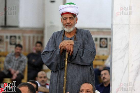 احتفال وزارة الأوقاف بفتح مكة من مسجد السيدة نفيسة (7)