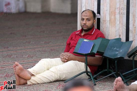 احتفال وزارة الأوقاف بفتح مكة من مسجد السيدة نفيسة (23)