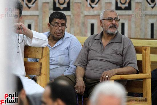 احتفال وزارة الأوقاف بفتح مكة من مسجد السيدة نفيسة (13)