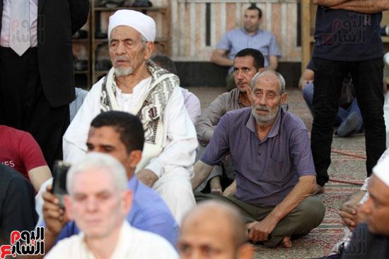 احتفال وزارة الأوقاف بفتح مكة من مسجد السيدة نفيسة (21)