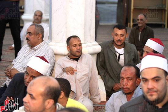 احتفال وزارة الأوقاف بفتح مكة من مسجد السيدة نفيسة (20)