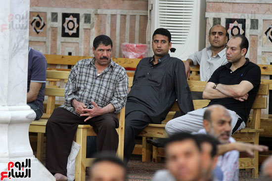 احتفال وزارة الأوقاف بفتح مكة من مسجد السيدة نفيسة (14)