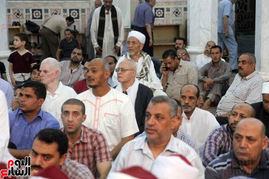 احتفال وزارة الأوقاف بفتح مكة من مسجد السيدة نفيسة (6)