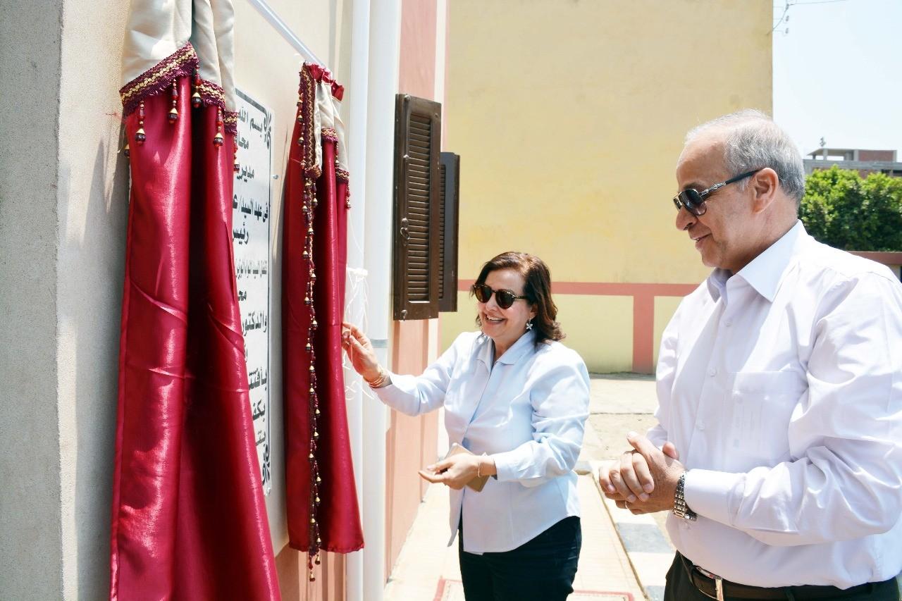 افتتاح وحدتين للطب البيطرى لخدمة 7 قرى بالقليوبية (5)