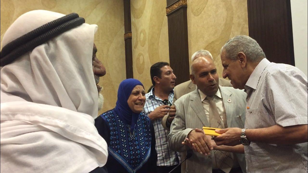 تفاصيل زيارة محلب ووزير التنمية المحلية ومستشار الرئيس للشئون الأمنية لشمال سيناء (19)