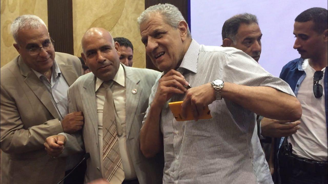 تفاصيل زيارة محلب ووزير التنمية المحلية ومستشار الرئيس للشئون الأمنية لشمال سيناء (11)