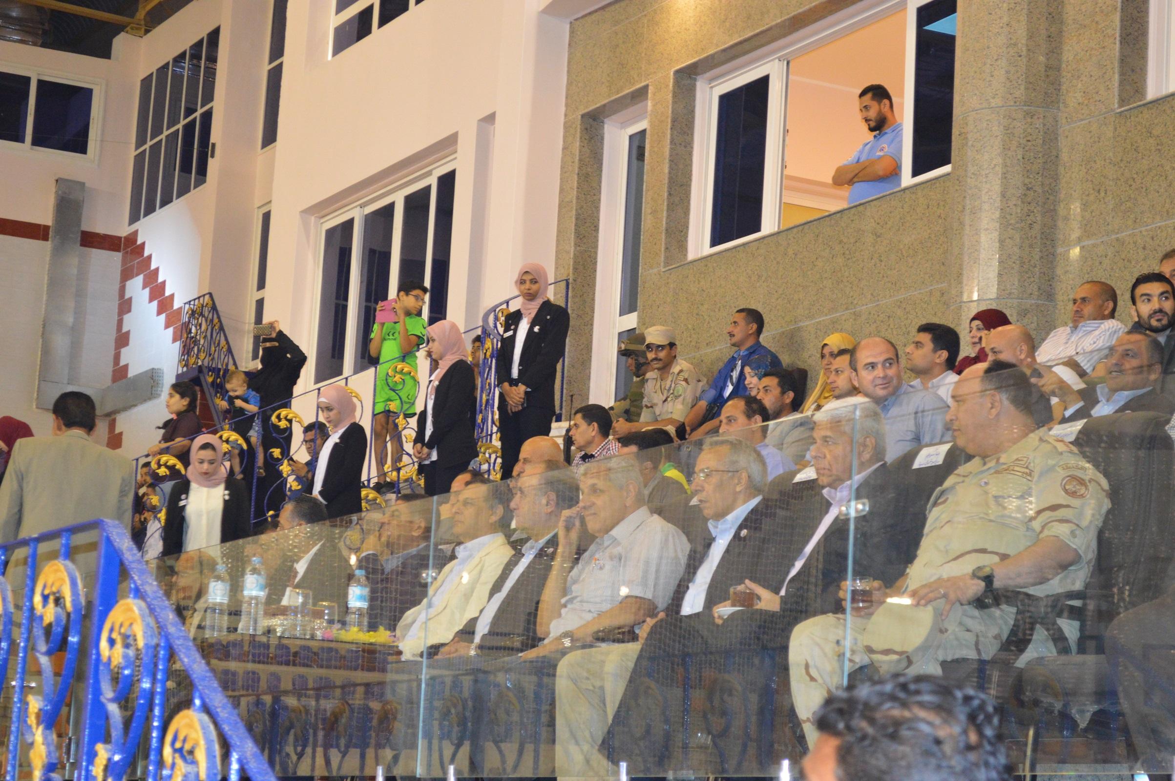 تفاصيل زيارة محلب ووزير التنمية المحلية ومستشار الرئيس للشئون الأمنية لشمال سيناء (2)