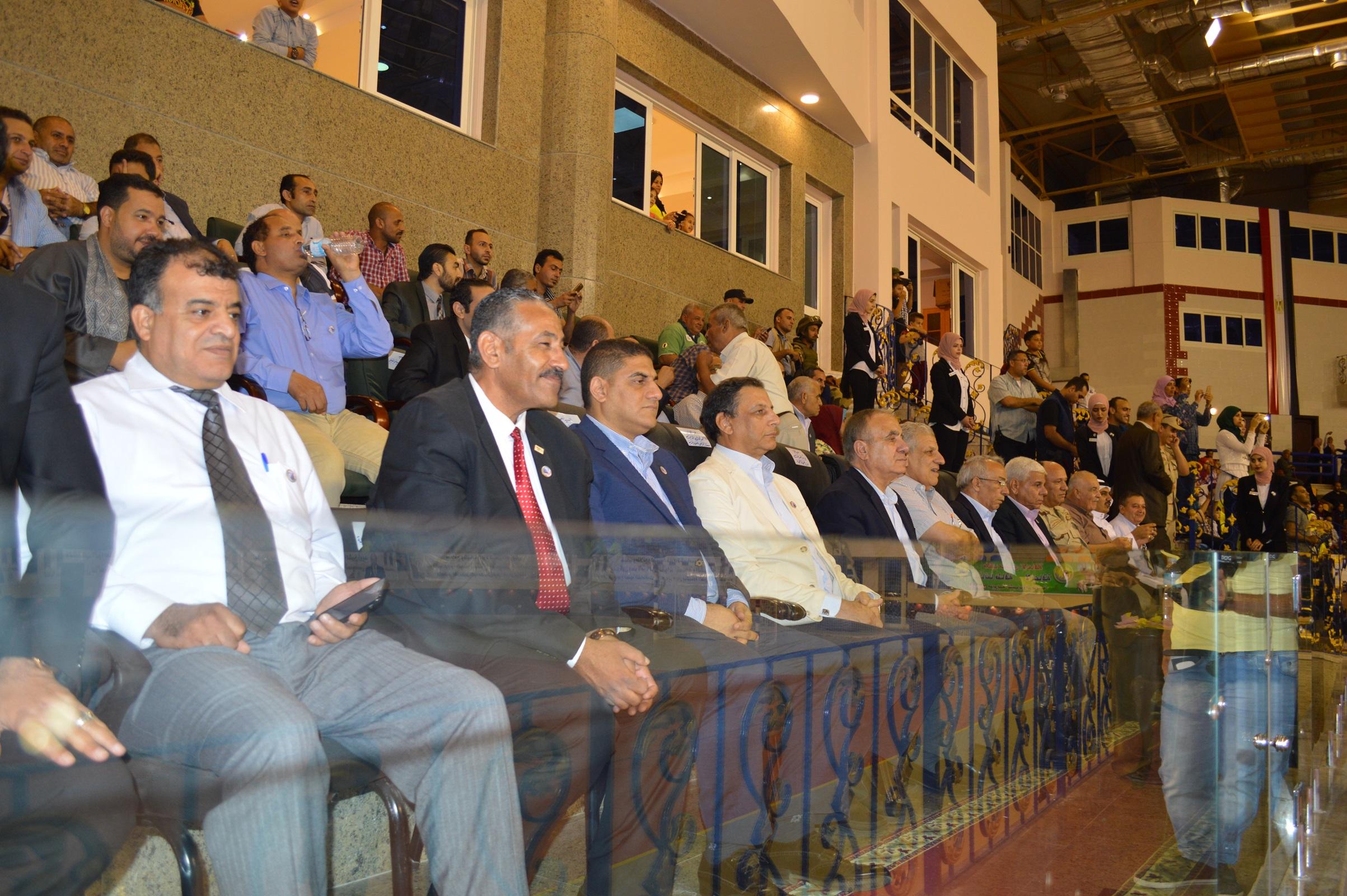 تفاصيل زيارة محلب ووزير التنمية المحلية ومستشار الرئيس للشئون الأمنية لشمال سيناء (5)