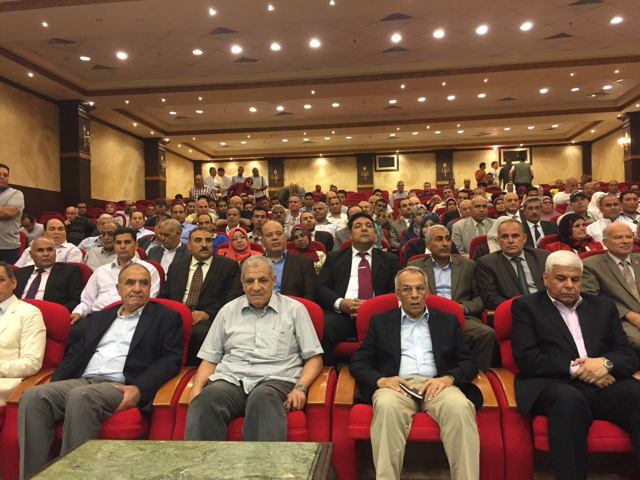 تفاصيل زيارة محلب ووزير التنمية المحلية ومستشار الرئيس للشئون الأمنية لشمال سيناء (1)