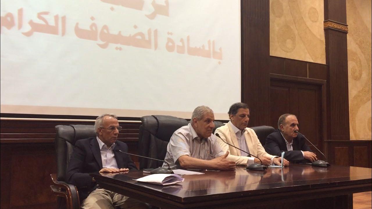 تفاصيل زيارة محلب ووزير التنمية المحلية ومستشار الرئيس للشئون الأمنية لشمال سيناء (26)