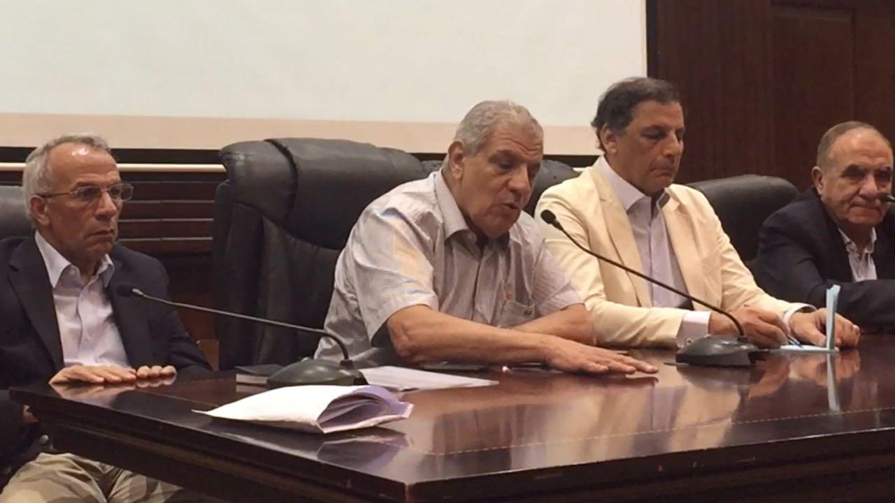 تفاصيل زيارة محلب ووزير التنمية المحلية ومستشار الرئيس للشئون الأمنية لشمال سيناء (12)