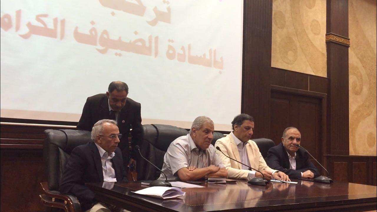 تفاصيل زيارة محلب ووزير التنمية المحلية ومستشار الرئيس للشئون الأمنية لشمال سيناء (14)