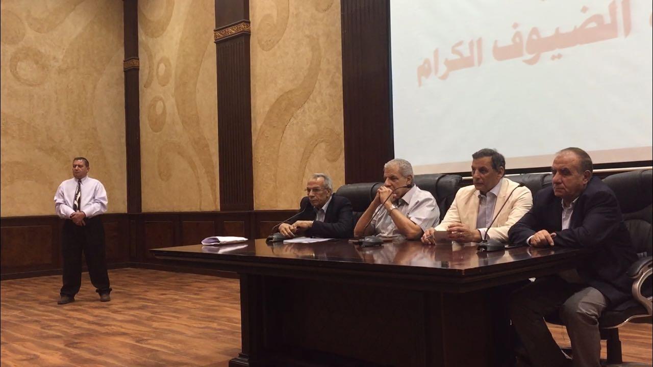 تفاصيل زيارة محلب ووزير التنمية المحلية ومستشار الرئيس للشئون الأمنية لشمال سيناء (22)