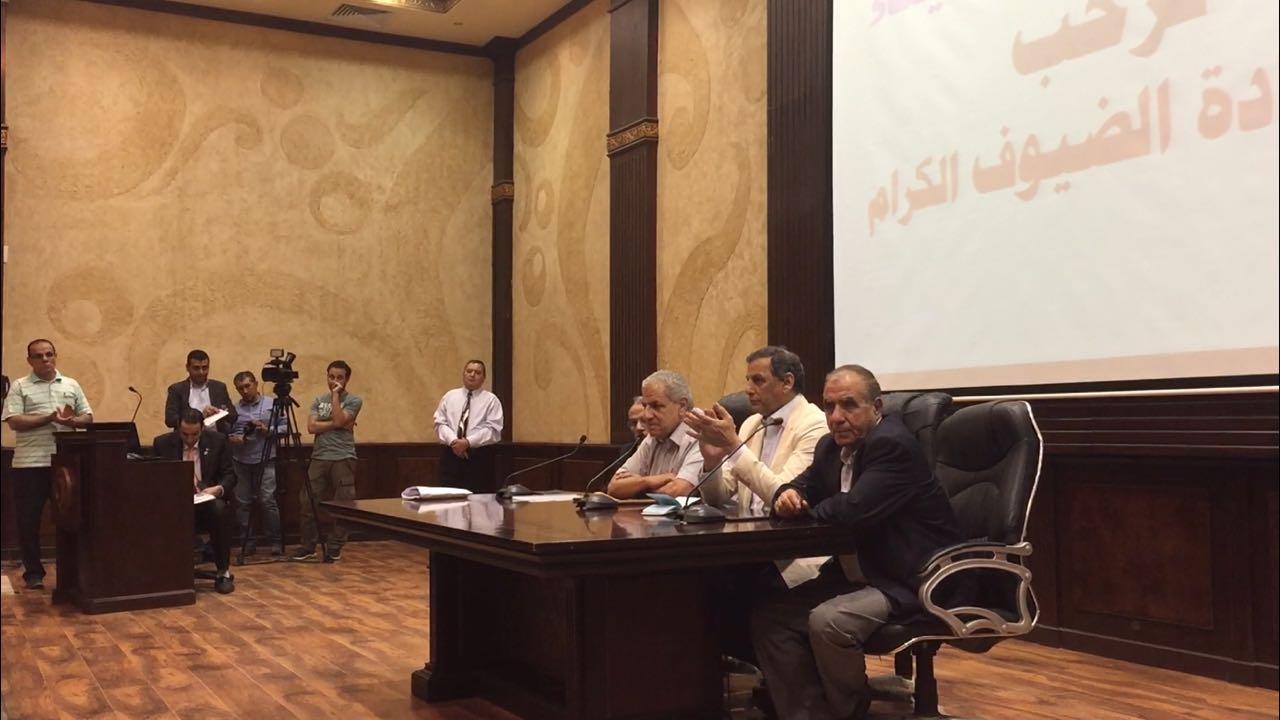 تفاصيل زيارة محلب ووزير التنمية المحلية ومستشار الرئيس للشئون الأمنية لشمال سيناء (24)
