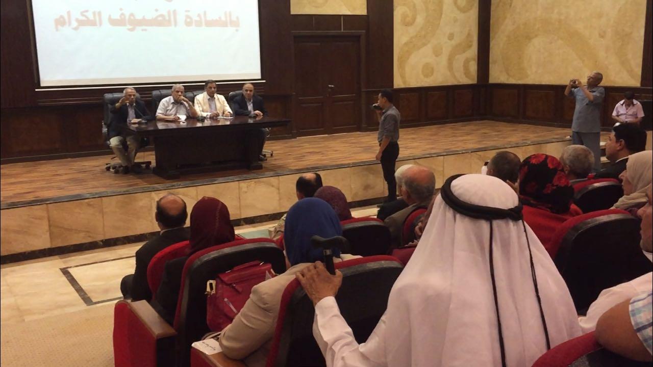 تفاصيل زيارة محلب ووزير التنمية المحلية ومستشار الرئيس للشئون الأمنية لشمال سيناء (23)