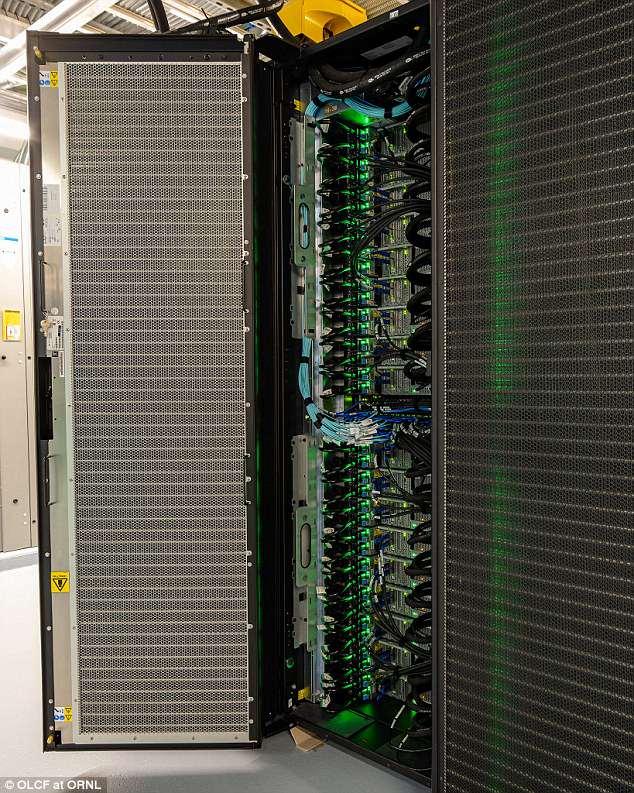 الكمبيوتر العملاق