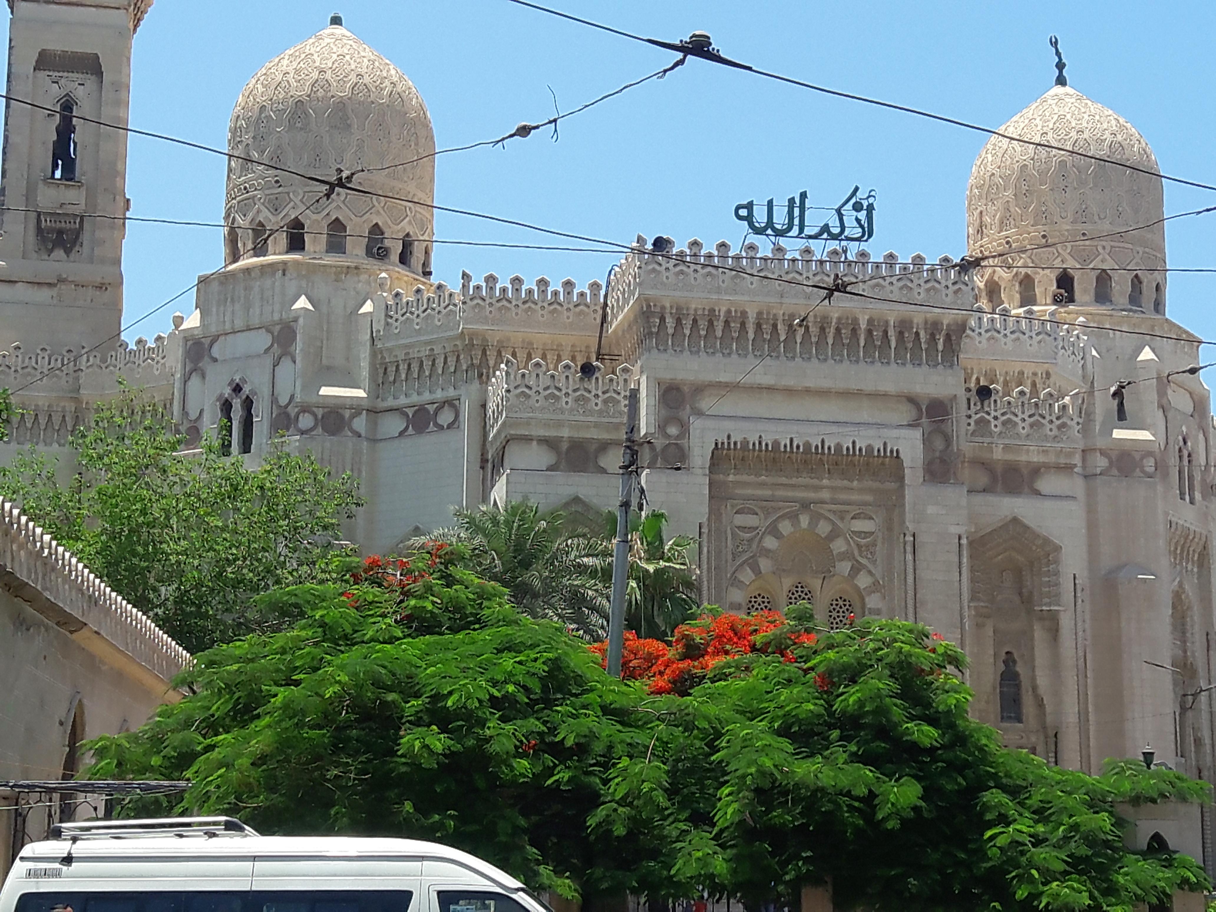 مسجد المرسى ابو العباس