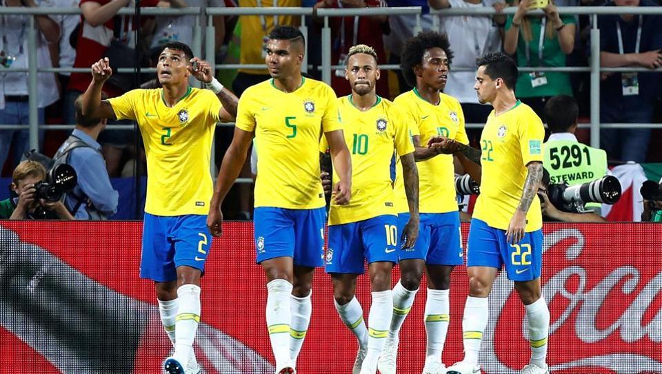 المنتخب البرازيلى