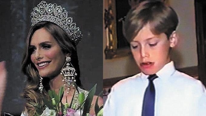 ملكة جمال اسبانيا قبل وبعد