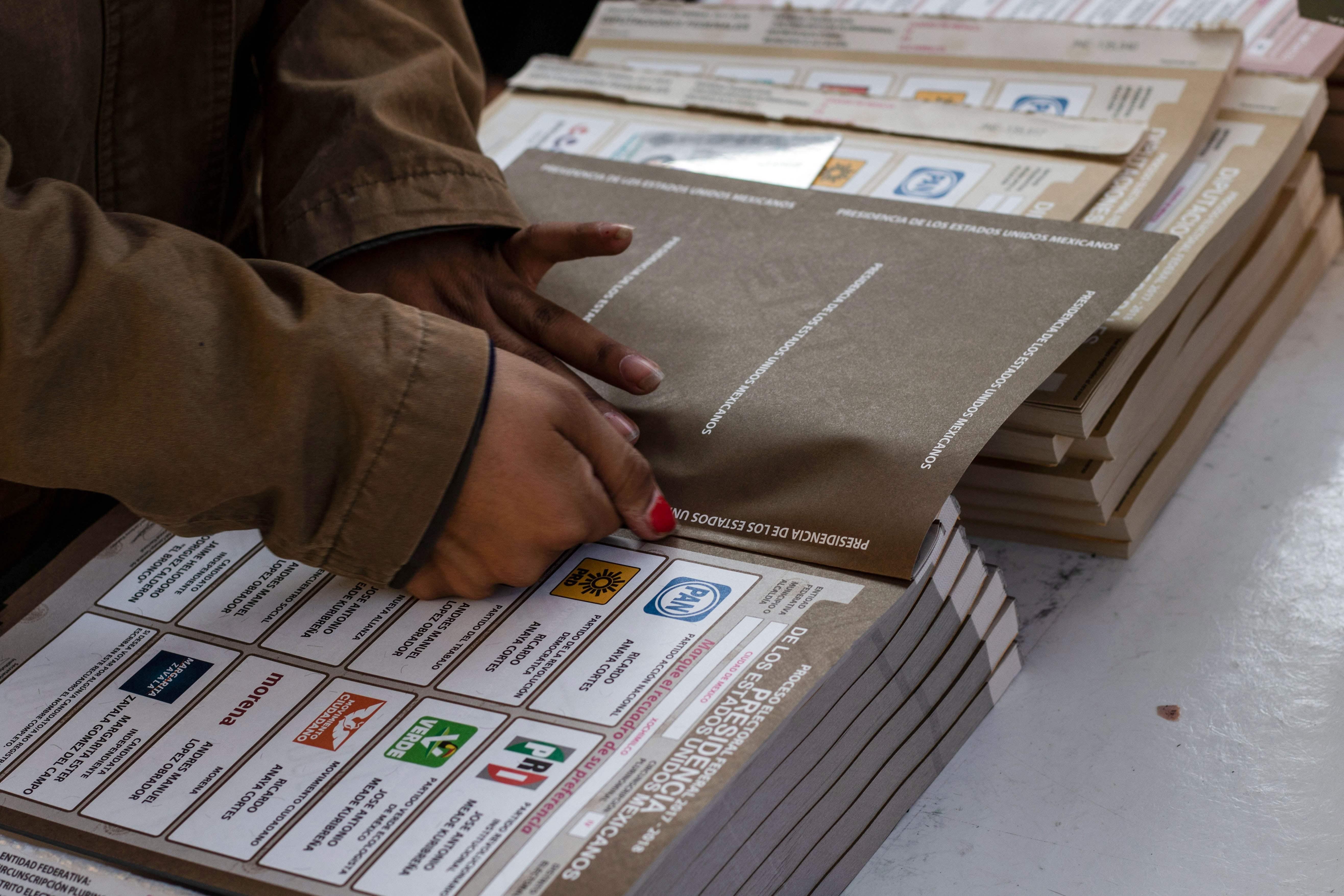 انطلاق انتخابات المكسيك