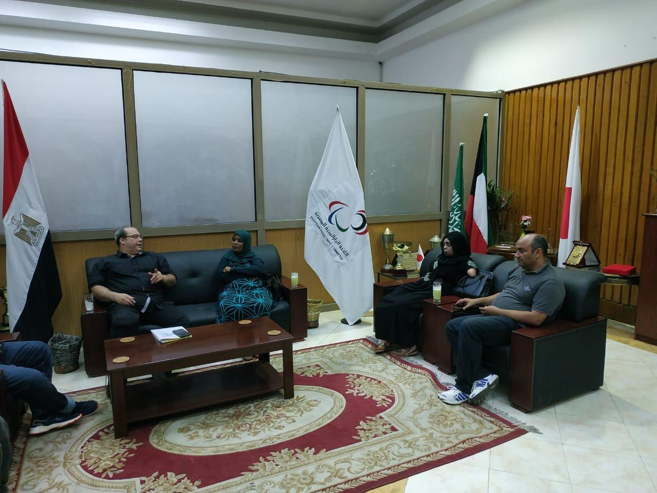 اجتماع اللجنتين المصرية والسودانية