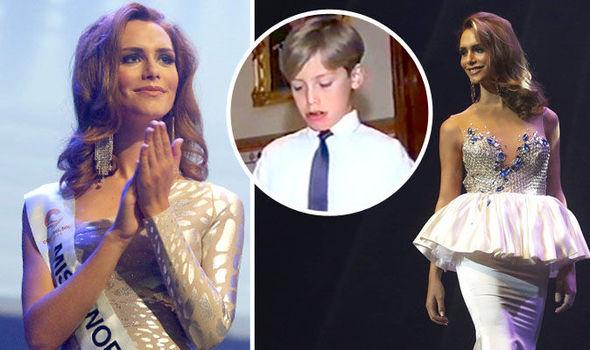 ملكة جمال اسبانيا المتحولة جنسيا (25)