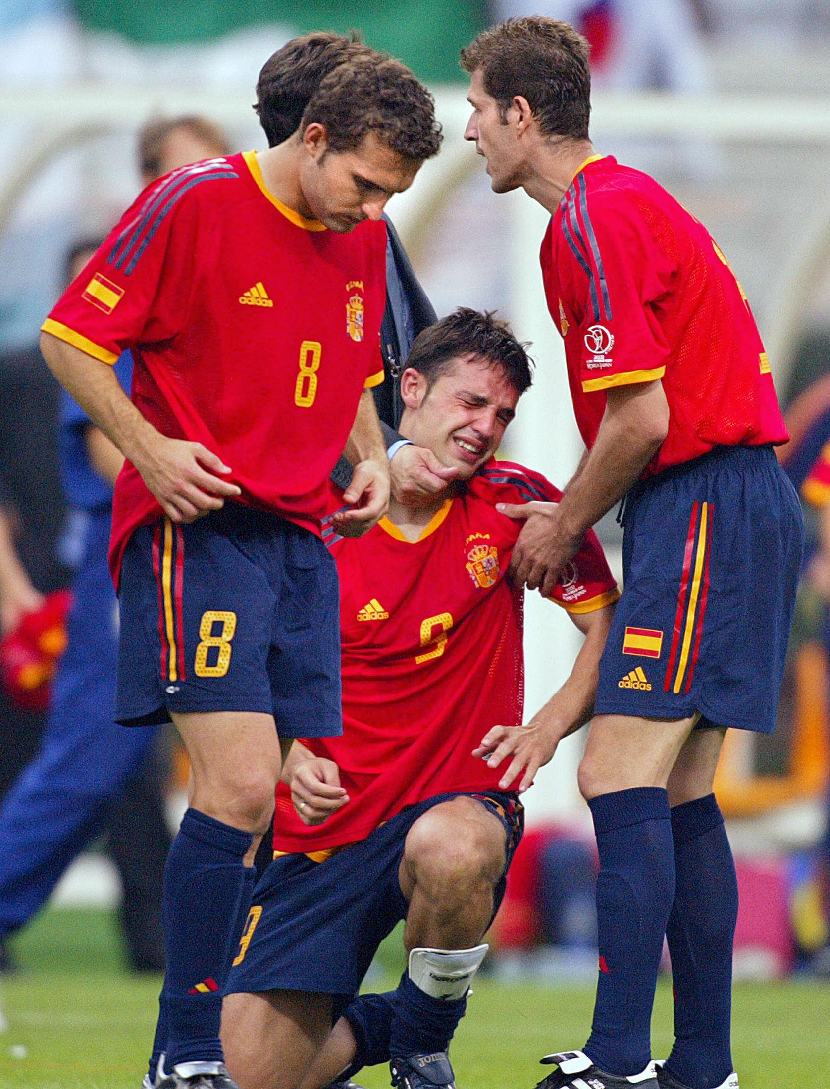 اسبانيا في 2002