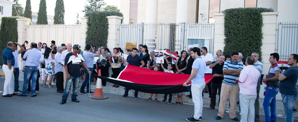 المصريون فى قبرص