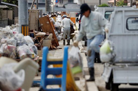 جانب من فحص الصحة اليابانية