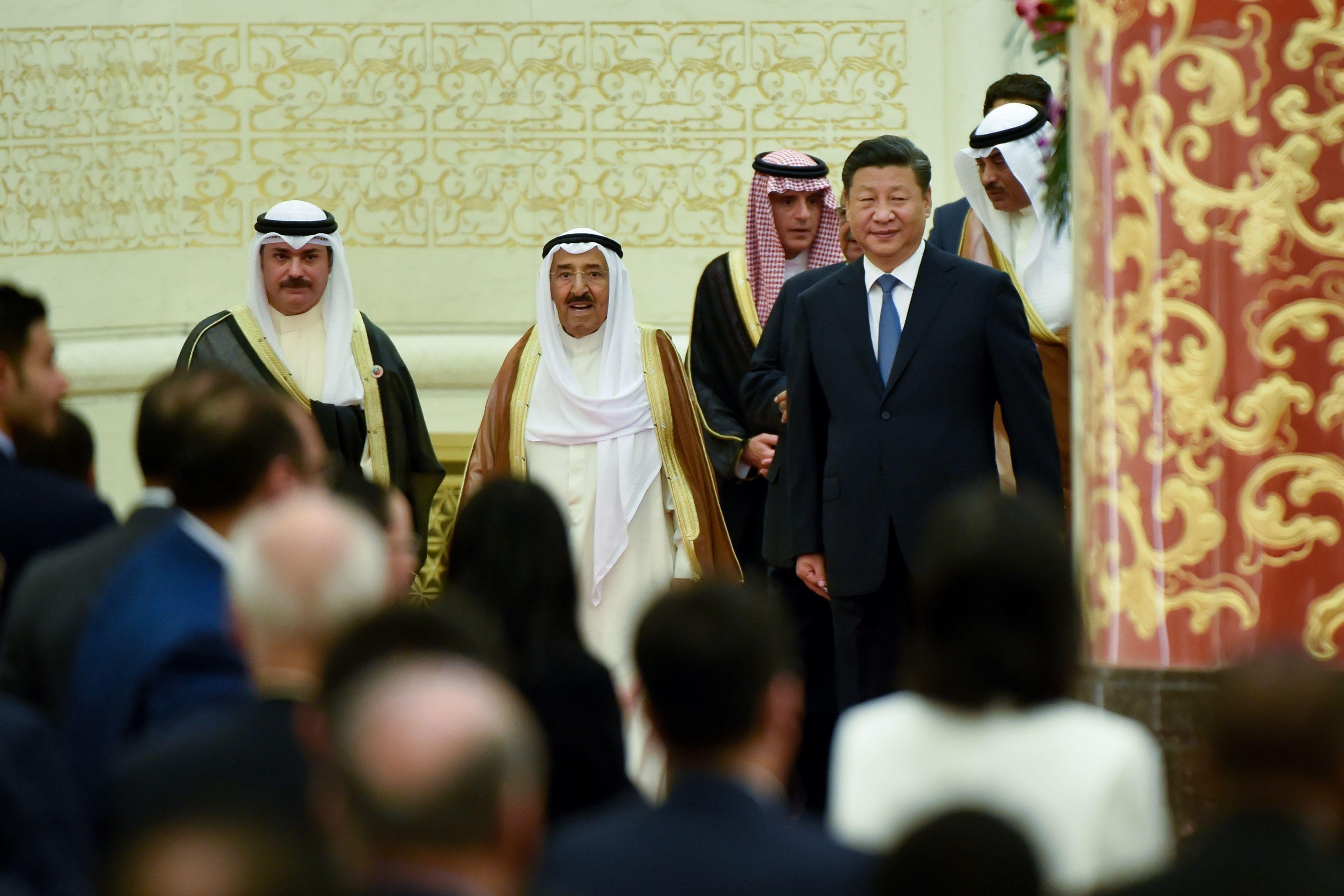 وصول الوفود المشاركة فى المنتدى الصينى العربى