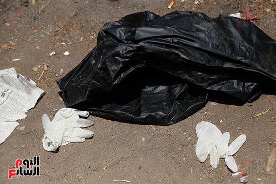العثور على جثث ثلاث اطفال بالهرم (16)