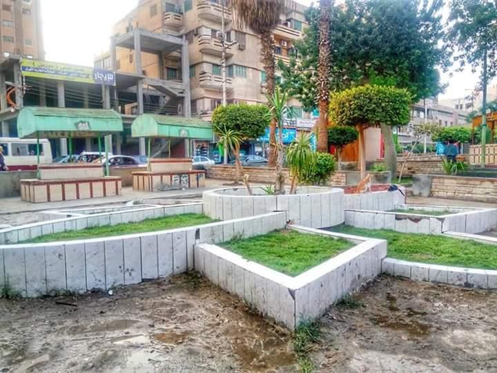 تجديد و تطوير و زراعة النجيلة  (3)