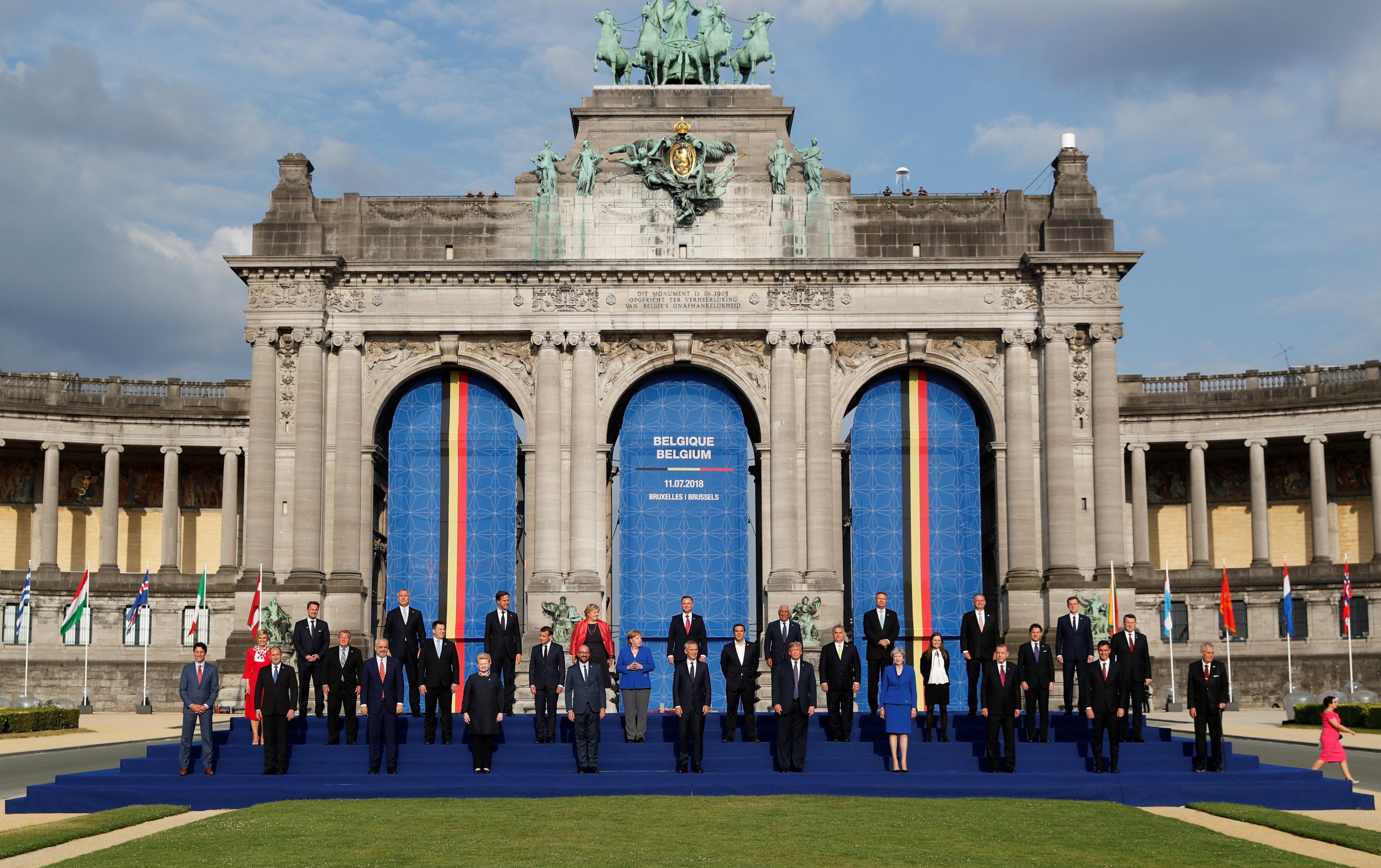 أعضاء حلف الناتو