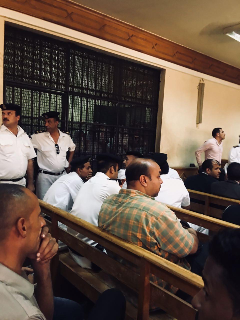 محاكمة المتهمين فى شبكة تجارة الأعضاء (2)