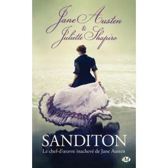 رواية بلدة سانديتون للكاتبة الإنجليزية جين أوستن