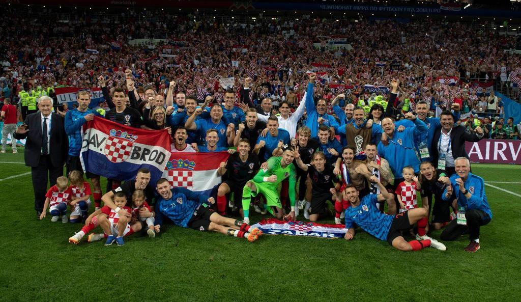 نجوم منتخب كرواتيا