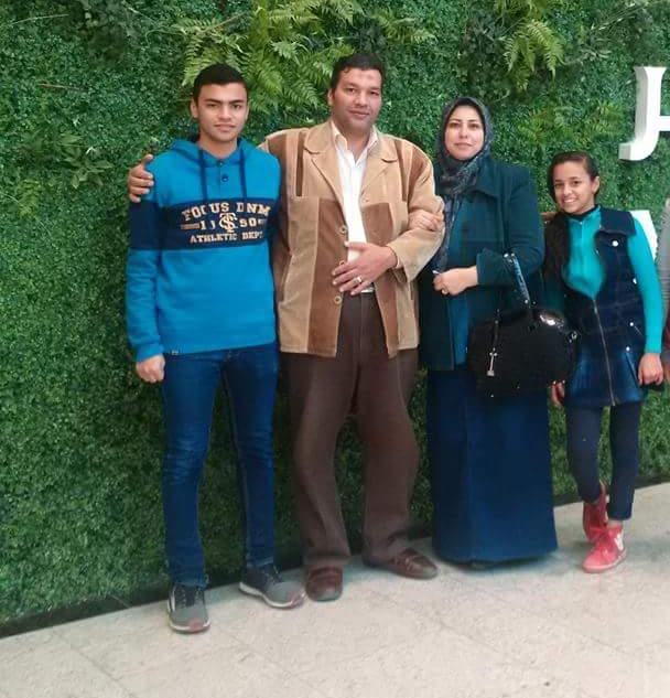 مهاب ناصر اوائل الثانوية العامة (2)
