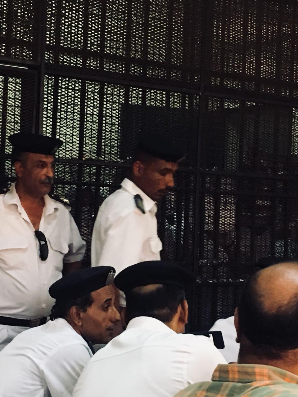 محاكمة المتهمين فى شبكة تجارة الأعضاء (3)