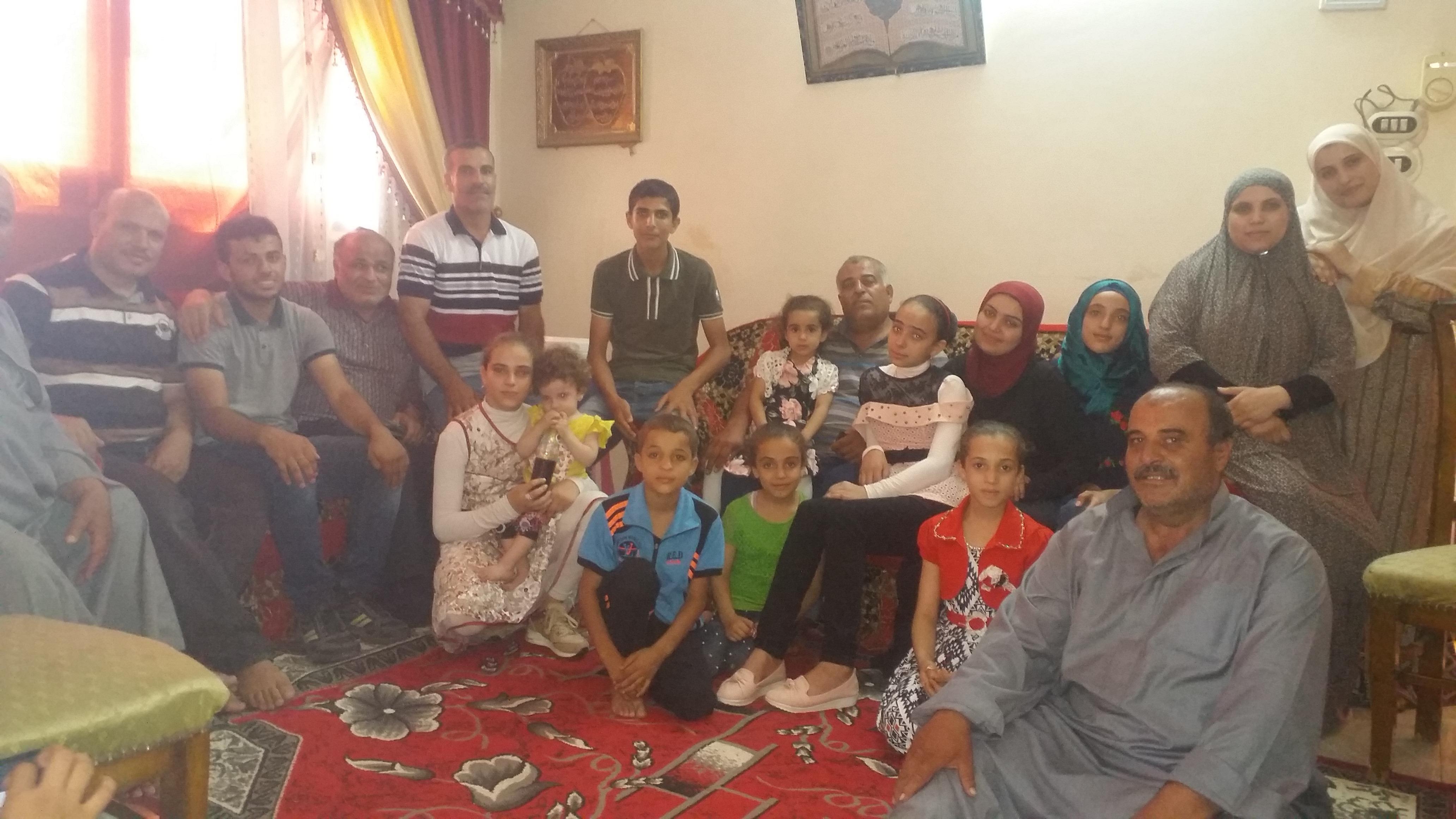 عائلة احمد