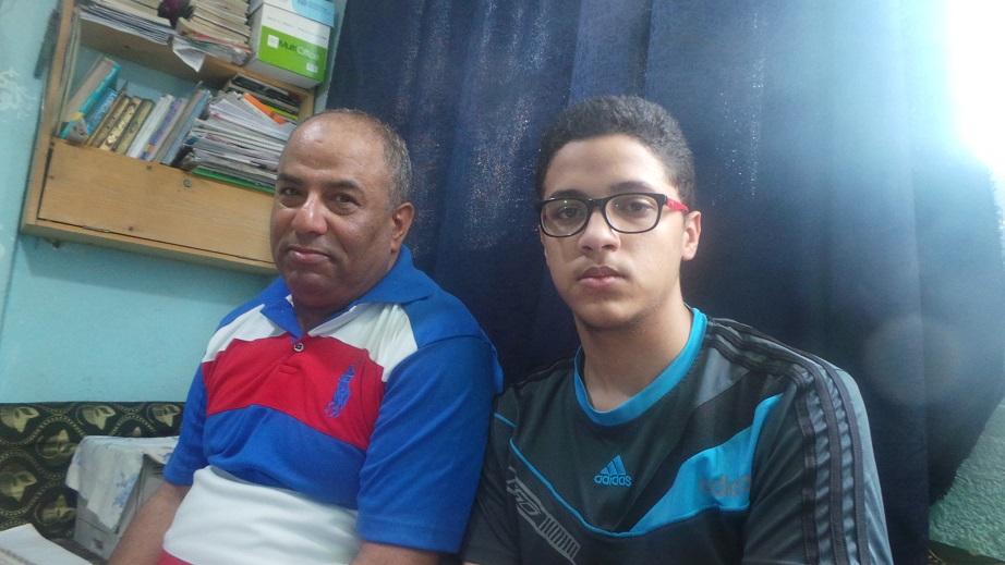 الطالب أحمد علاء مسامح  (2)