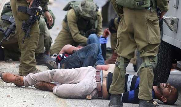 انتهاكات الجيش الإسرائيلى بحق الفلسطينيين