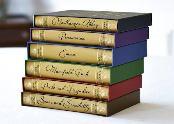 روايات جين أوستن