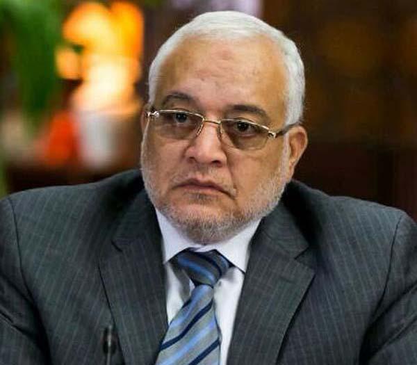 مؤمن متولى الأمين العام للمجلس الأعلى للأزهر الشريف