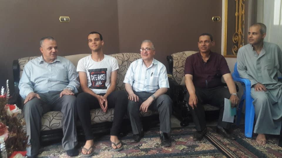 محمود مصطفى السديمي الأول مكرر بالمنوفية (3)