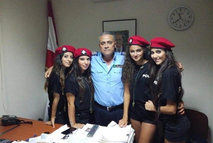 الشرطة اللبانية