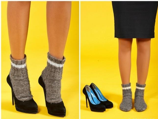الحذاء الضيق