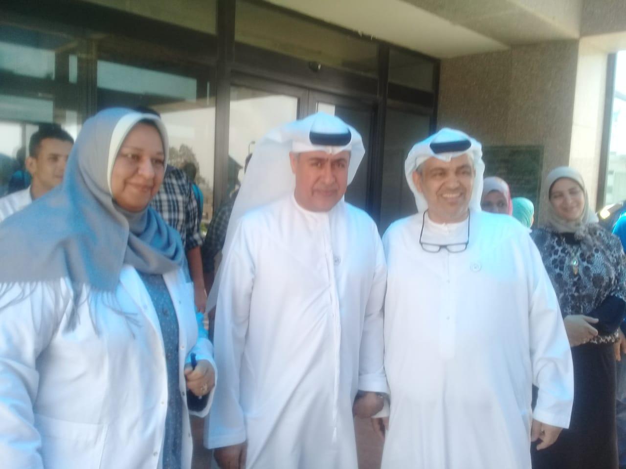 وفد من هيئة التأمين والهلال الأحمر الإماراتى (10)