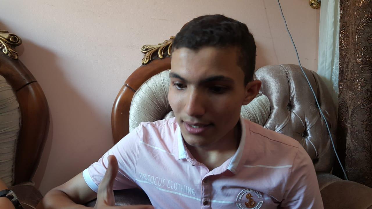 الطالب محمد سلامة سلام  (1)