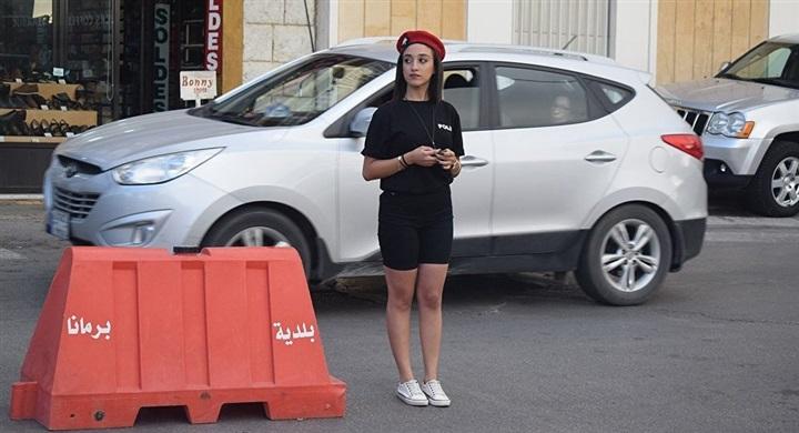 الشرطة فى لبنان